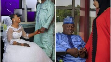 PDP Chieftain Weds Two Beautiful Women The Same Day In Jos [Photos] 1