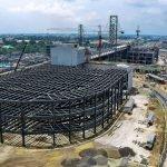 Buhari To Unveil $70 Million Africa's First Mega Bus Terminal In Oshodi, Lagos [Photos] 16