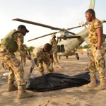 Helicpoter Blade Chops Off Head Of Air Chief Marshal In Borno State 6