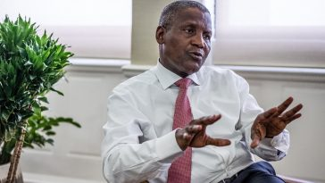 Dangote Reveals How He Withdrew $10 Million From The Bank, Just To Look At It [Video] 1