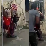 Drama As Soldiers Punish Masquerade Who Harassed Them For Money In Lagos [Video] 28