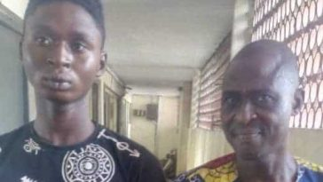 Police Arrests Father & Son For Raping And Impregnating 13-Year-Old Girl In Lagos 6