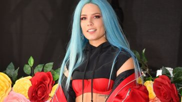 American Singer, Halsey Reveals She Considered Prostitution As A Homeless Teenager 1