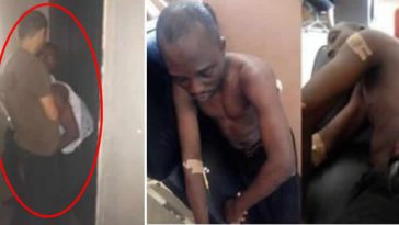 """'Oyinbo' Man Stabs Nigerian Man Multiple Times In Osun For Not Adding """"Mr"""" To His Name [Photos] 1"""