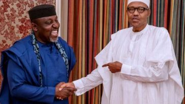 South East Should Expect Nothing From Buhari's Second Term - Okorocha Tells Ndigbo 4