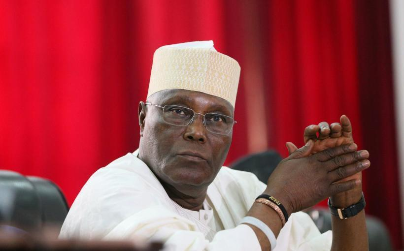 """""""Get A Productive Job And Stop Going About Parading Yourself As President"""" - NDF Warns Atiku 1"""