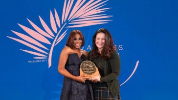 Mo Abudu Becomes First African To Win Médailles d'Honneur [Photos] 4