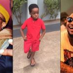 Wizkid's First Son, Boluwatife Names Davido As His Favourite Nigerian Artists [Video] 8