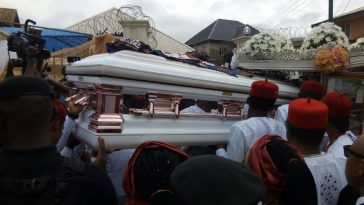 Burial Expenses, Mourning Duration To Be Reduced In Anambra As House Of Assembly Passes Bill 1