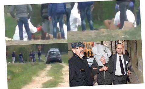 Italian Man Kills Nigerian Prostitute Over Poor Sex Performance, Dumps Her Body On Roadside [Photos] 1