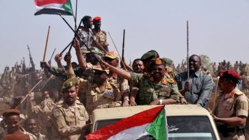 Military Announces 2 Years Rule In Sudan, Imposes 3 Months State Of Emergency 8