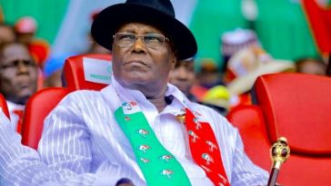 """Atiku Can't Be Intimidated, He Must Recover His Stolen Mandate"" - PDP Replies Presidency 13"