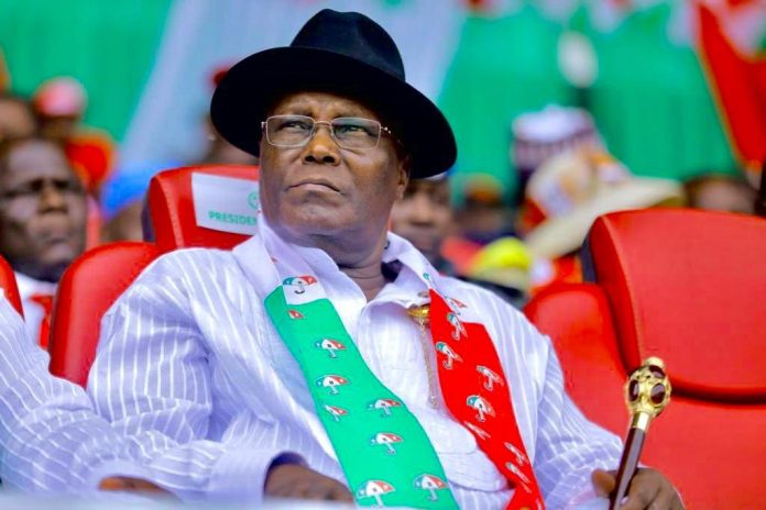 """""""Atiku Can't Be Intimidated, He Must Recover His Stolen Mandate"""" - PDP Replies Presidency 1"""