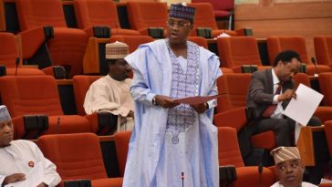 Drama As Senator Marafa Offers Saraki A New Wife For Marriage [Video] 2