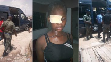 SARS Officer Arrested For Impregnating 15-Year-Old Girl [Photos/Video] 7