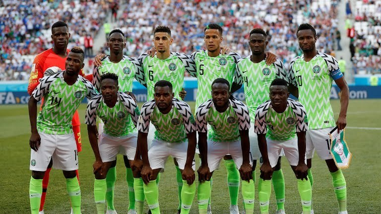 AFCON 2019: Nigeria Paired With Guinea, Madagascar And Burundi In Group B 1