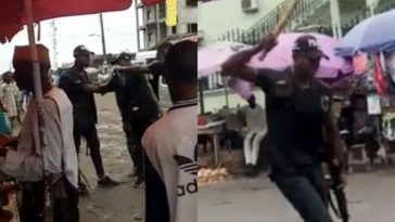 SARS Officers Beat Young Man To Pulp For 'Refusing To Unlock His Expensive Phone For Them' [Video] 6