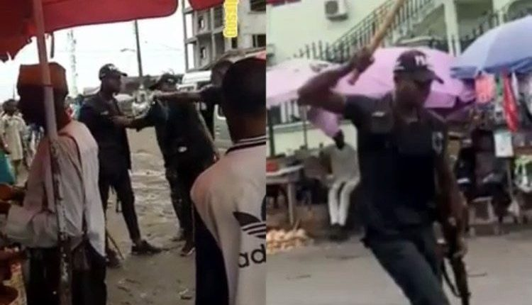 SARS Officers Beat Young Man To Pulp For 'Refusing To Unlock His Expensive Phone For Them' [Video] 1