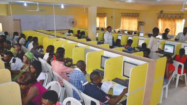 Two Undergraduates Caught & Arrested For Writing JAMB Exam For Candidates 2