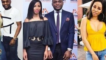 Ubi Franklin Impregnates His Staff, Now Expecting 3rd Child From 3rd Woman 1