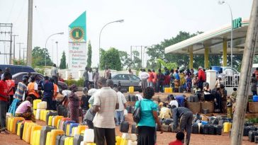 """Disregard Rumour Of Fuel Scarcity, We Have More Than Enough"" - NNPC Tells Nigerians 4"