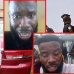 """""""Nigerians Come To My Aid"""" – Lanre Adediwura Cries Out After Being Brutalised And 'Sent To Jail' By Policemen Over Bribe [Video] 11"""