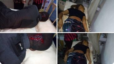 20-Year-Old Girl Shot Dead By Policemen, Her Boyfriend Injured While Returning From Club In Lagos [Photos] 2