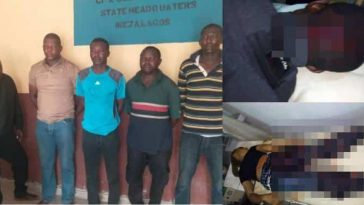 5 Police Officers Arrested, Inspector Dania Ojo Wanted For Killing Girl, Injuring Her Boyfriend In Lagos [Photos] 1