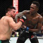 Nigeria's Israel Adesanya Wins UFC Interim Middle Weight Champions After Beating US Fighter, Kelvin Gastelum 11