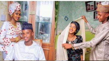 17-Year-Old Boy Set To Marry His 15-Year-Old Fiancée In Sokoto [Photos] 1