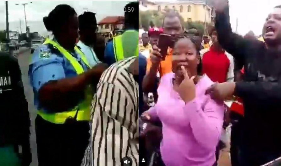 Police Woman Beats Pregnant Woman, Tears Up Her Own Uniform To Fake Assault [Video] 1