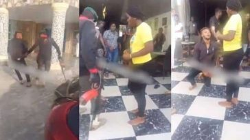 Young Man Stage Fake Police Arrest Just To Propose To His Girlfriend In Delta [Video] 7