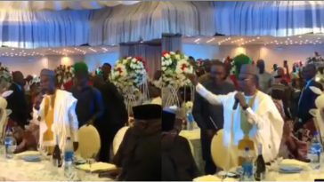 Governor El-Rufai Joins 'Fvck You' Challenge, Raps During Event In Kaduna [Video] 2