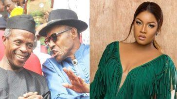 "Those Making Clean Money Will Never Describe Nigeria As ""Hellish"" – Presidency Replies Actress Omotola 7"