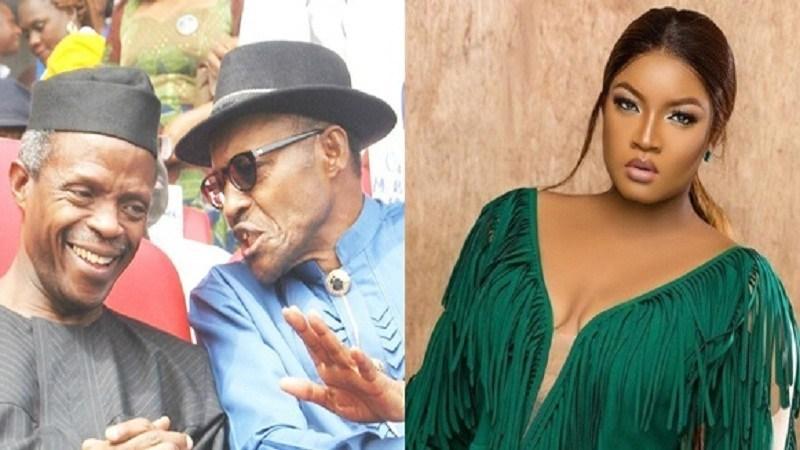 "Those Making Clean Money Will Never Describe Nigeria As ""Hellish"" – Presidency Replies Actress Omotola 1"