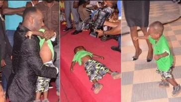 Apostle Johnson Suleman Resurrects A Dead Boy In Church [Photos/Video] 4