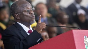 """Smoke Weed And Get Strength To Discharge Your Duties Fearlessly"" – Tanzanian President Instructs Ministers 3"