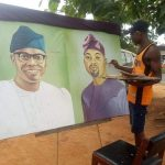 Lawmaker Offers Scholarship To 19-Year-Old Artist He Met On Facebook, Who Drew His Portrait [Photos] 26