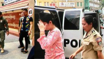 Young Nigerian Man And His Foreign Wife Arrested In Cambodia Over Fraud Charges [Photos] 1