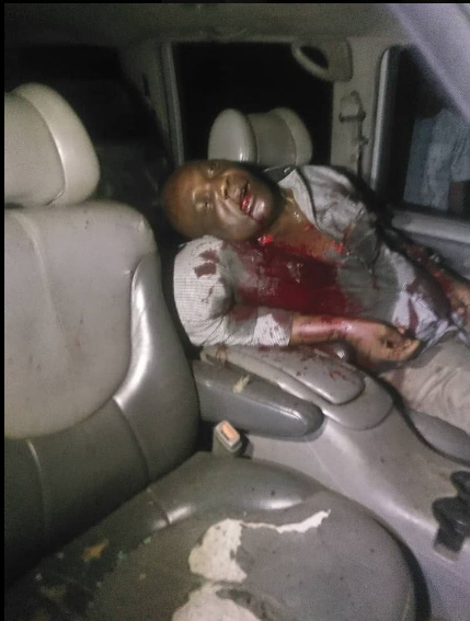 How President-General Of Anambra Community Was Assassinated By Gunmen [Photos] 2