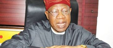 FG Not Aware Of $875m Arms Deal Blocked By US Lawmakers - Lai Mohammed