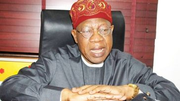 """I Stand By My Words, Boko Haram Has Been Technically Defeated"" - Lai Mohammed 3"