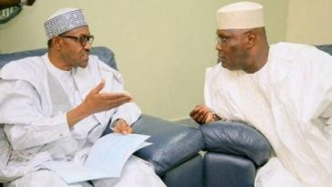 """I'm Far More Educationally Qualified Than You"" - Buhari Dares Atiku To Present His Academic Credentials 1"