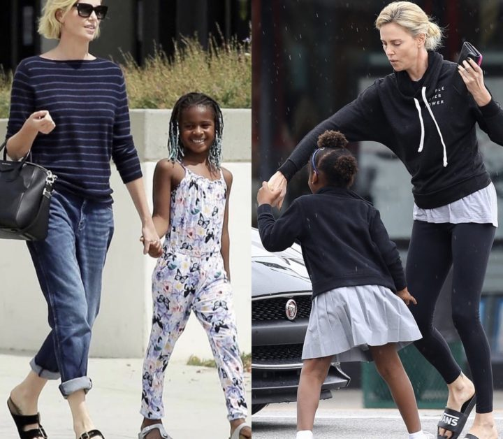 American Actress, Charlize Theron Reveals Why She's Raising Her Son As A Girl 1