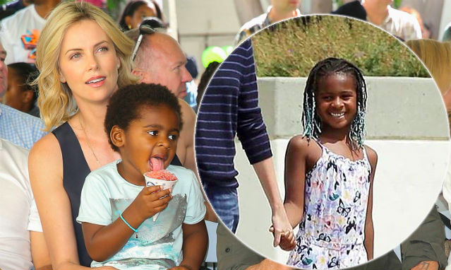 American Actress, Charlize Theron Reveals Why She's Raising Her Son As A Girl 2