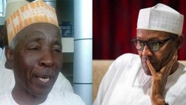 """I Challenge Buhari To Swear With Quran, Bible That He Did Not Rig The Election"" - Buba Galadima 7"