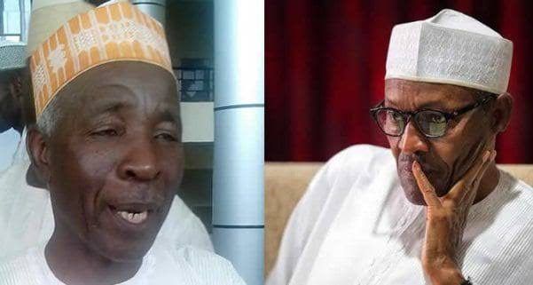 """""""I Challenge Buhari To Swear With Quran, Bible That He Did Not Rig The Election"""" - Buba Galadima 1"""