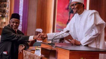 Breaking News: President Buhari Extends Tenure Of Acting CJN Tanko Muhammad 1