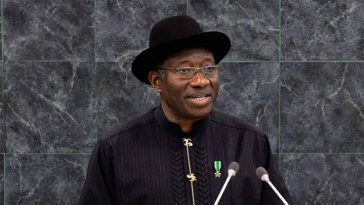 """""""No Matter The Challenges, Don't Give Up On Your Country"""" - Goodluck Jonathan Begs Nigerians 5"""
