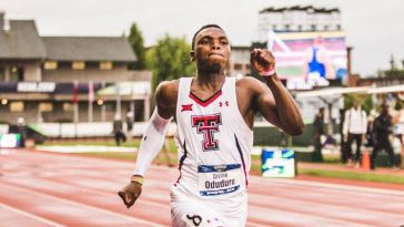 Nigeria's 22-Year-Old Divine Oduduru Is Officially The Fastest Man In The World 1